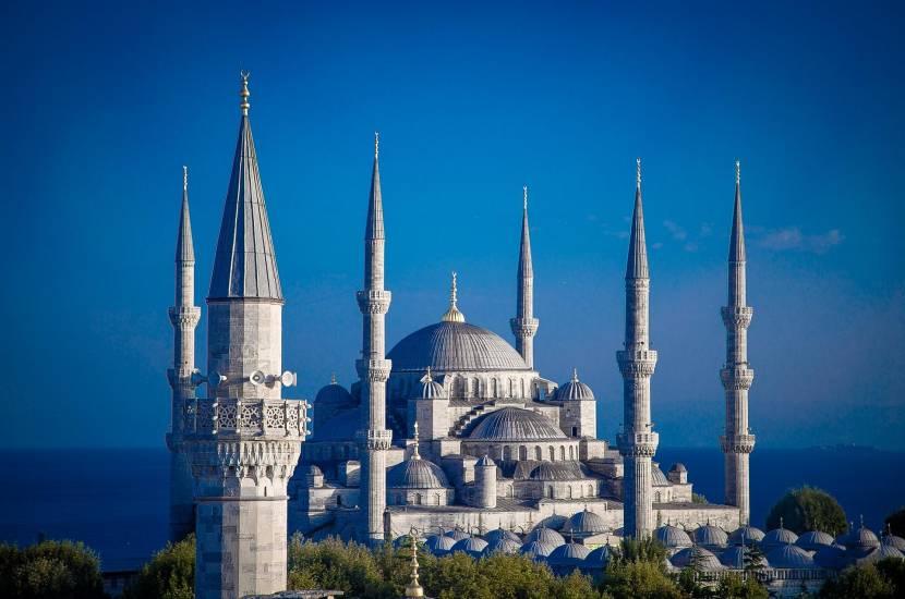رحلة تركيا