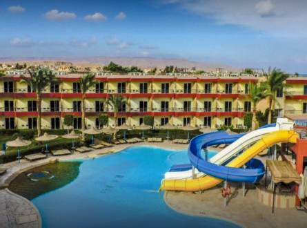 فندق ريد كاربت العين السخنة – فندق ريتال  فيو حاليا بتصميم ساحر
