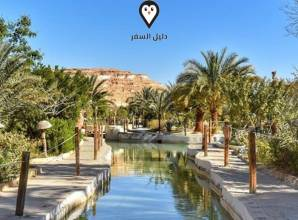 فندق شالى لودج سيوة – البساطة والجمال والاستجمام في مكان واحد