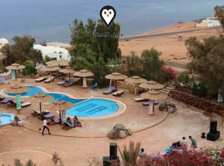 فندق القمر البدوى دهب – متعة الاستمتاع بالحياة البدوية في دهب