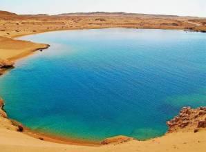 رحلة إلى محمية راس محمد بالباص شرم الشيخ