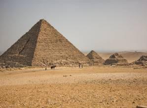 Dahshur and Memphis – Sun Pyramids