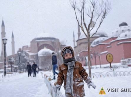 الطقس في تركيا ومحافظاتها على مدار العام
