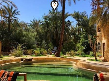 فندق غاليت سيوة – جو رومانسي رائع والتأمل في الطبيعة