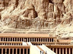 رحلة إلى الأقصر من دهب - Sun Pyramids