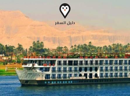 رحلات نايل كروز الاقصر واسوان 2020  – أجمل الرحلات النيلية